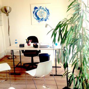 Bureau Nice rdv psychologue Diana GERET